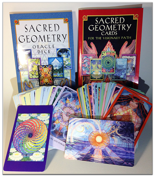 Sacred Geometry Oracle Decks